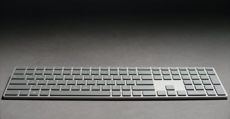 کیبورد مدرن مایکروسافت (microsoft modern keyboard)